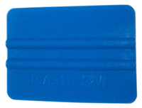 3m Pa 1 Gold Blue Squeegee Teflon Mactac Felt Applicator